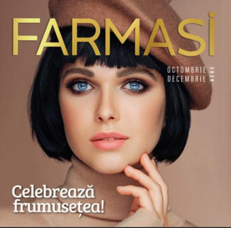 Catalog Farmasi octombrie-noiembrie-decembrie 2020
