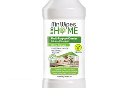 Farmasi MR.WIPES DETERGENT CONCENTRAT MULTIFUNCȚIONAL CU AROMĂ DE FLORI ALBE 500ML