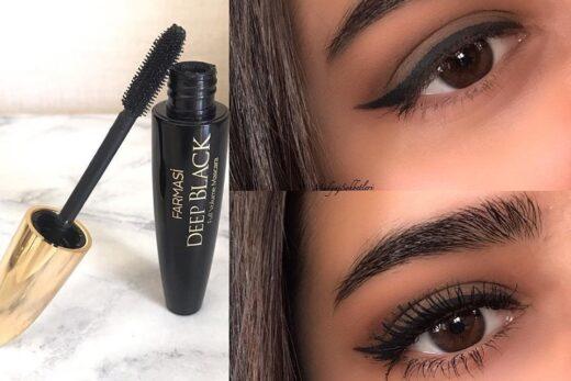 Farmasi Mascara Deep Black