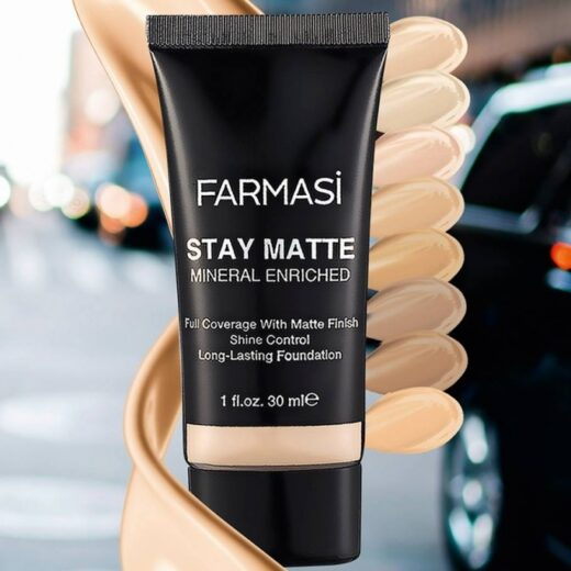 FARMASI FOND DE TEN STAY MATTE