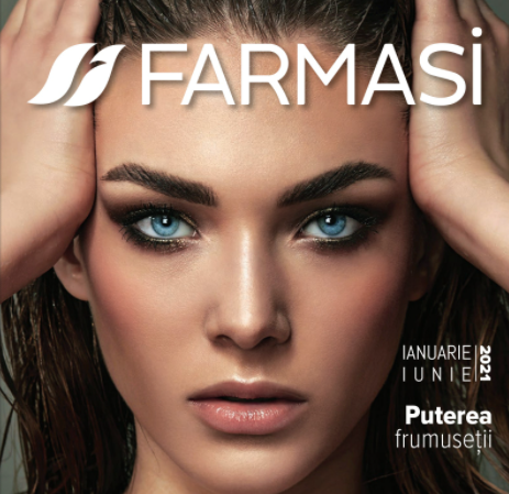 Catalog Farmasi ianuarie-februarie-martie-aprilie-mai-iunie 2021